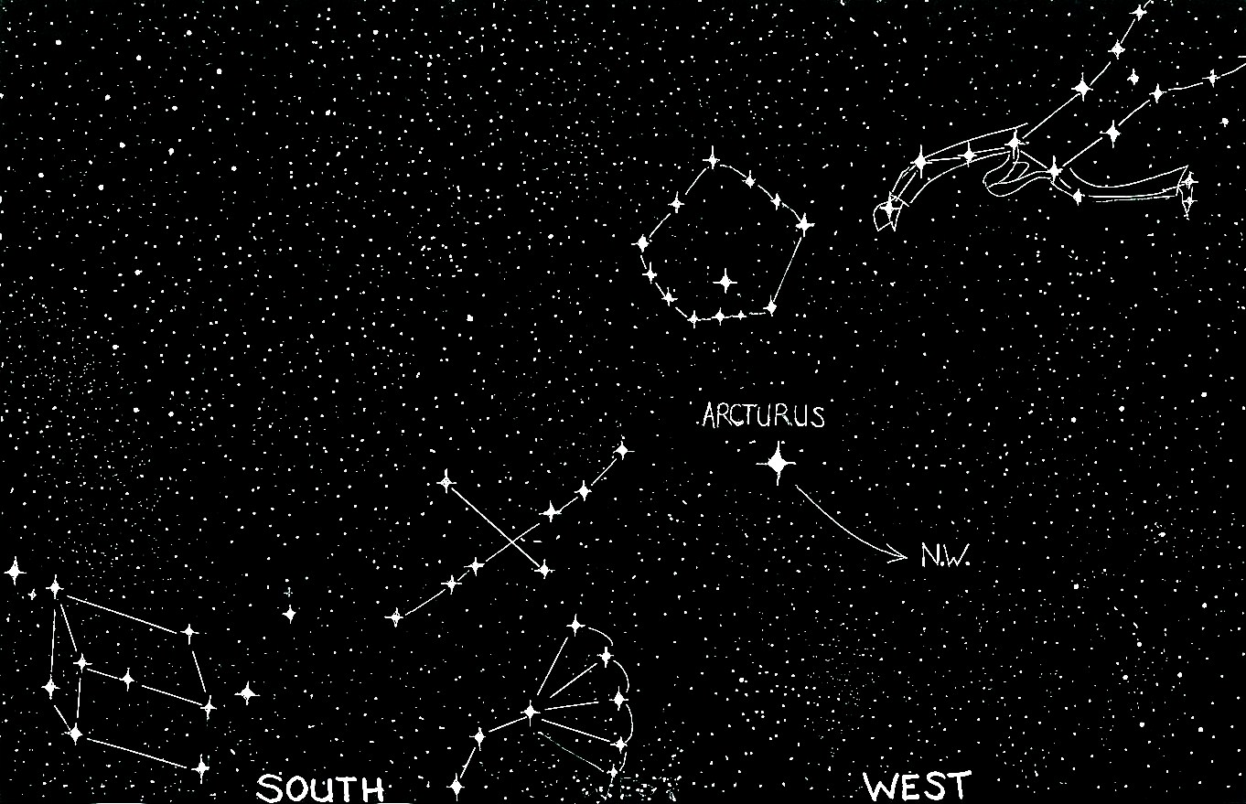Constellations In The Sky Tonight http://theheavensdeclare.net/?page_id=7788