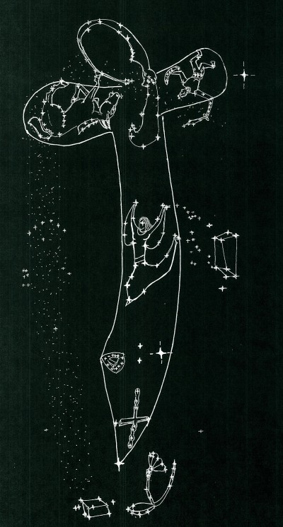 Glittering Sword Constellation