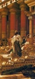 http://zh.wikipedia.org/wiki/File:'The_Visit_of_the_Queen_of_Sheba_to_King_Solomon',_oil_on_canvas_painting_by_Edward_Poynter,_1890,_Art_Gallery_of_New_South_Wales.jpg