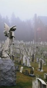 https://commons.wikimedia.org/wiki/File:Foggy_Church_Graveyard.jpg